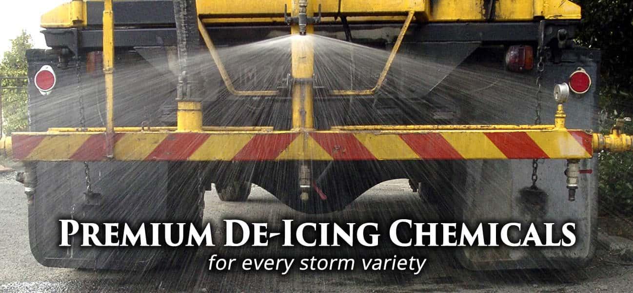 Liquid De-Icing Truck