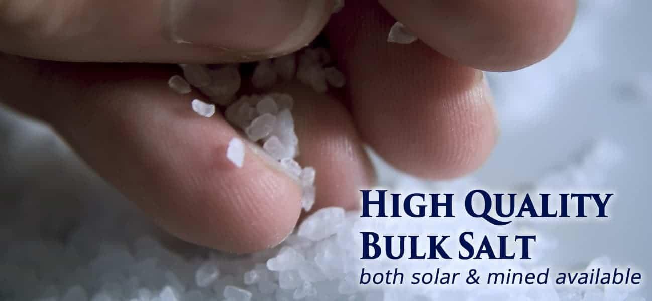 Bulk Snow Salt