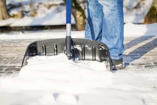 Poly Snow Shovels