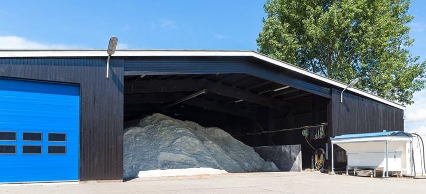 Rock Salt Storage