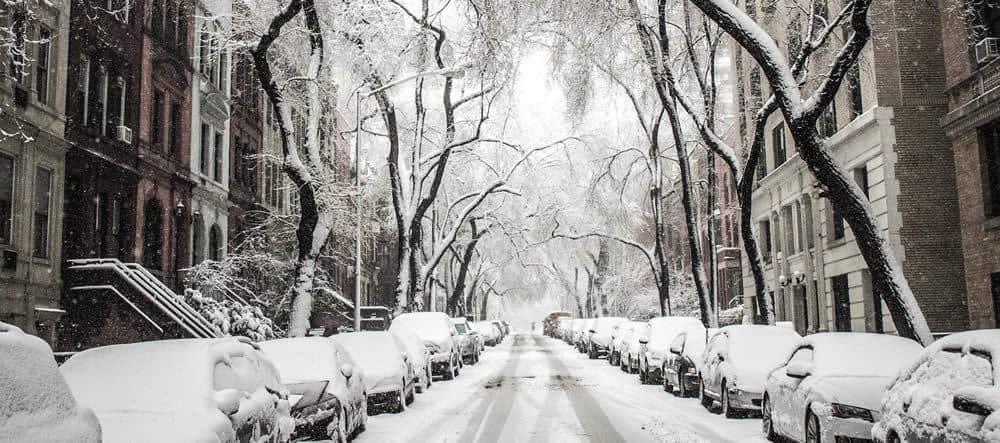 Snowy Street - Ice Melt 101